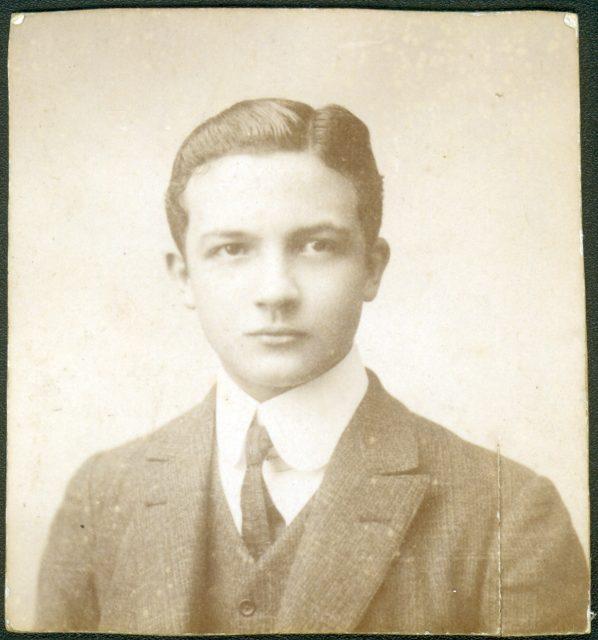 Lisandro Rojas F.