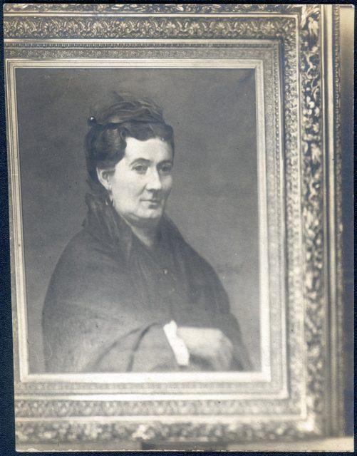 Retrato de la señora Rojas Díaz