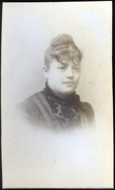 Doña María Mercedes Fraga Espoz