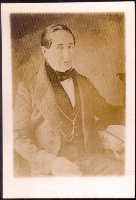 José Vicente Rojas.