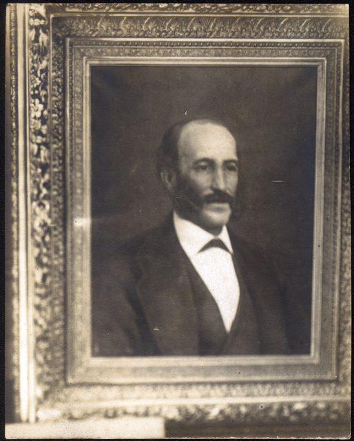 Don Esteban 2º Rojas Díaz.