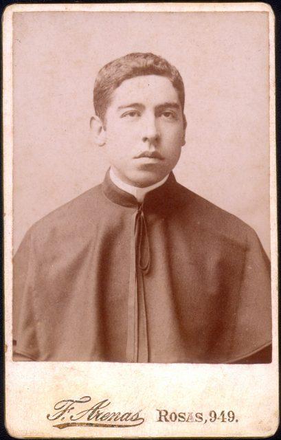 Retrato de J. Arturo Pinto