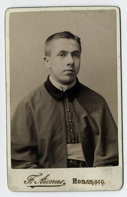 Retrato de José Manuel Labarca