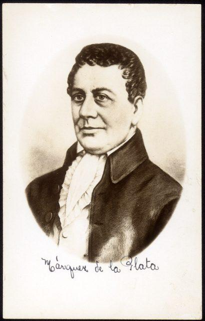Retrato de Márquez de la Plata