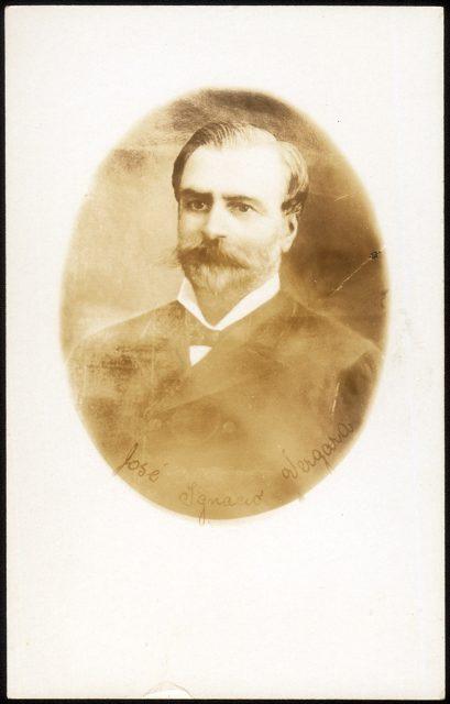 Retrato de José Ignacio Vergara