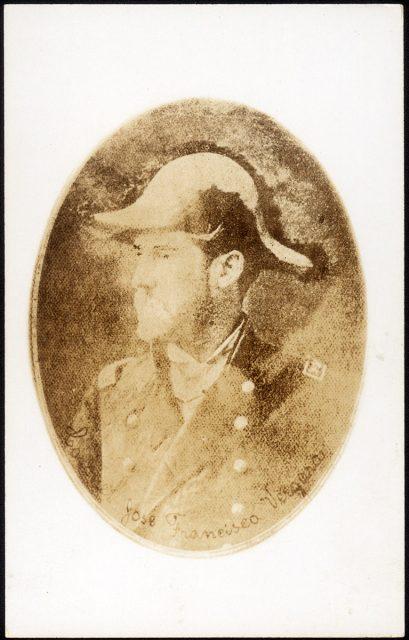 Retrato de José Francisco Vergara