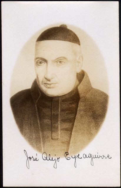 Retrato de José Alejo Eyzaguirre
