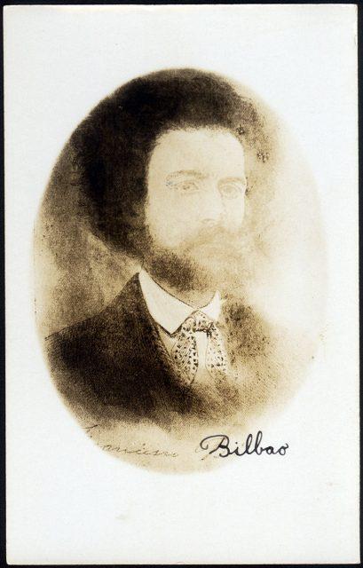 Retrato de Francisco Bilbao