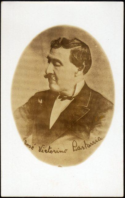 Retrato de José Victorino Lastarria