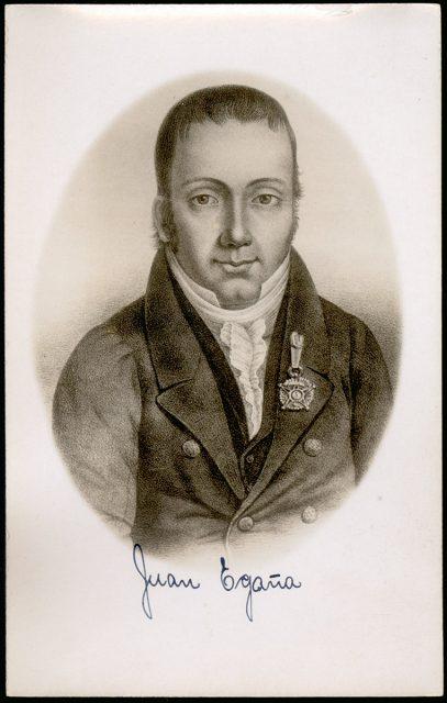 Retrato de Juan Egaña
