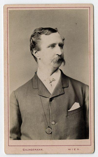 Retrato de Alfredo Böhl
