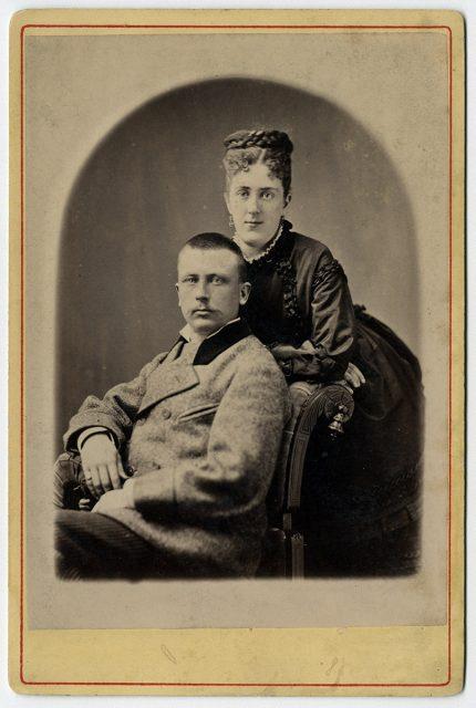 Luis y María Bouey Roanne