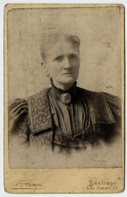 Retrato de Elena de Reich
