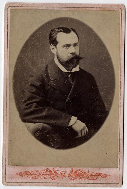 Retrato de J. Donoso Z.