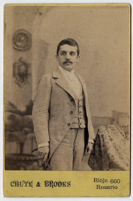 Franklin de la Barra Lastarria, juez del Rosario