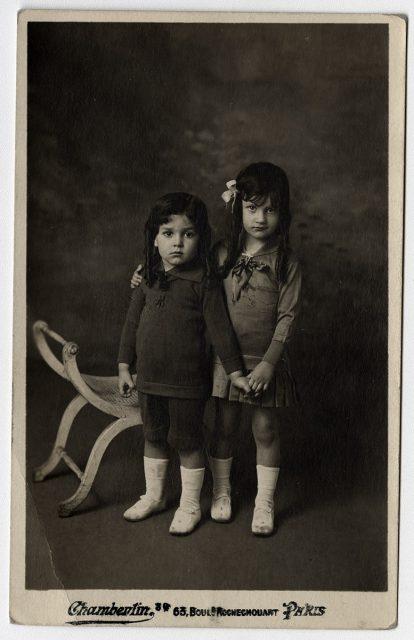 Manuela y Vicente García Huidobro