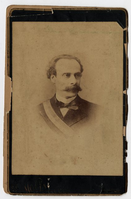 Retrato de José Manuel Balmaceda