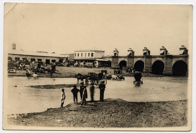 El Puente de Cal y Cante y el Ojo Seco