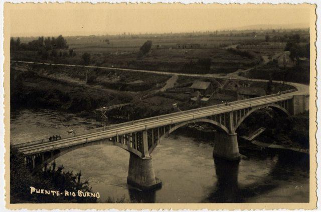 Puente – Río Bueno