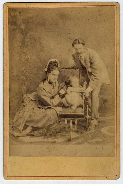 Retrato de la familia Garay