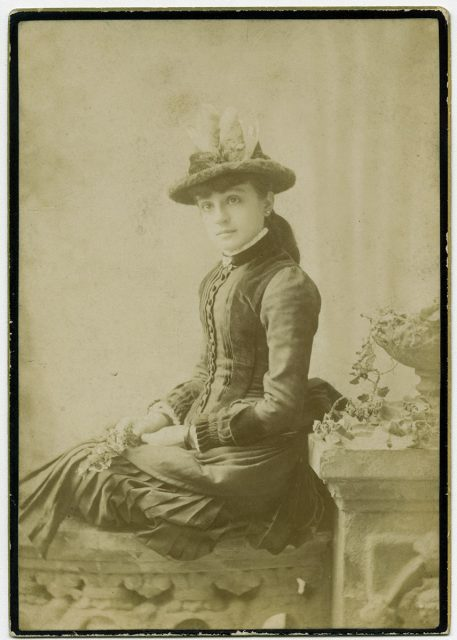 Retrato de María Luisa Lastarria