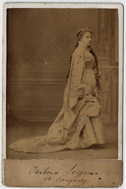 Isidora Segusa de Jarquey