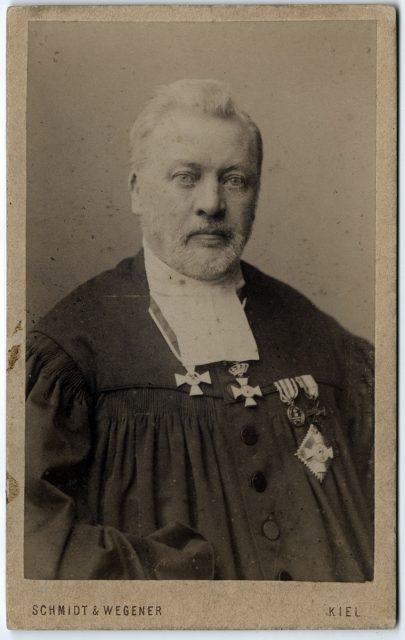 Retrato de un juez