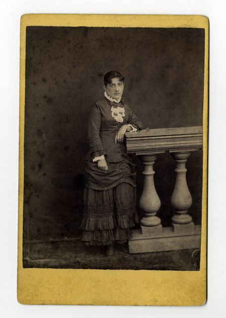 Retrato de Adelina Prieto Salamanca