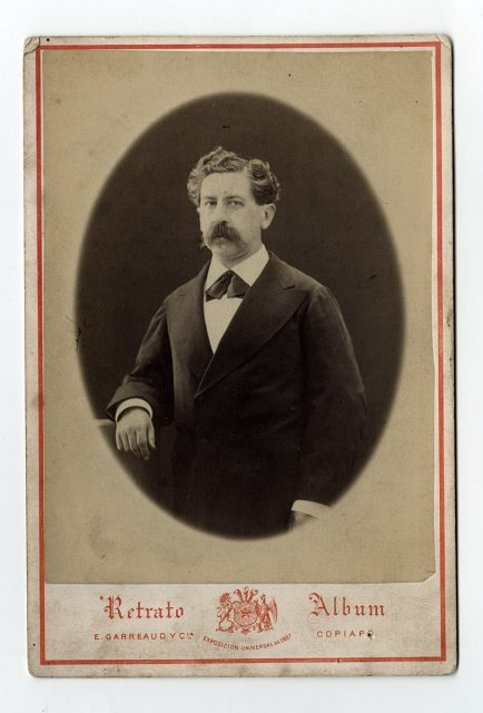 Retrato de José Nicolás de la Cerda
