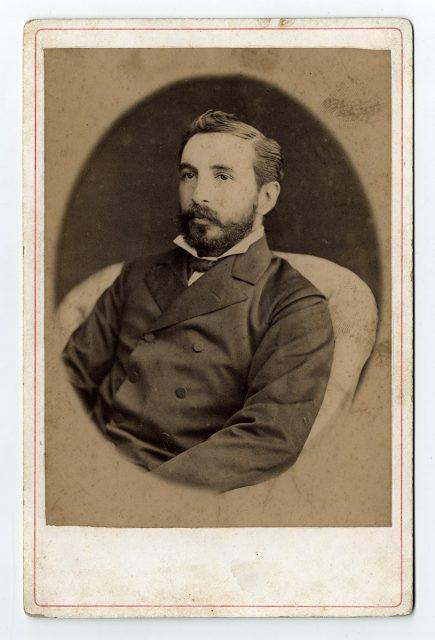 Retrato de Ruperto Álvarez
