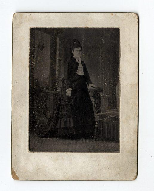 Retrato de Josefa de la Cruz Palos Corbezel de Blez