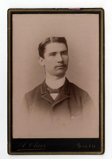 Retrato de Dugald M. Hiach