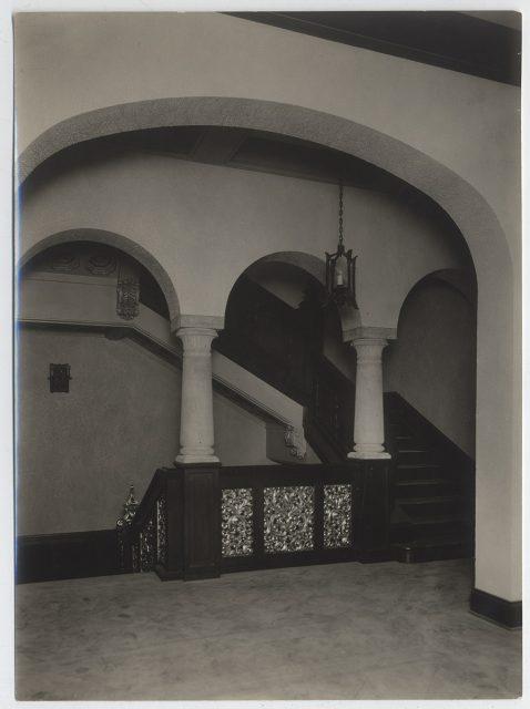 Interior casa Bieregel -Edwards