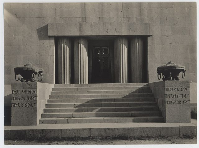 Mausoleo Familia Edwards Matte