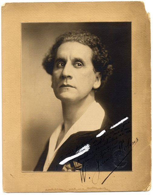 Retrato de W. Jaime Molins