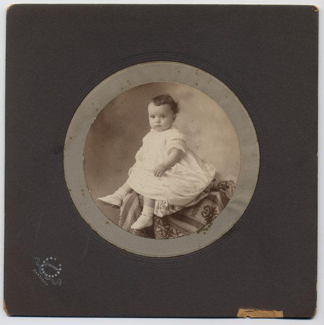 Retrato de Lorenzo Ibarra