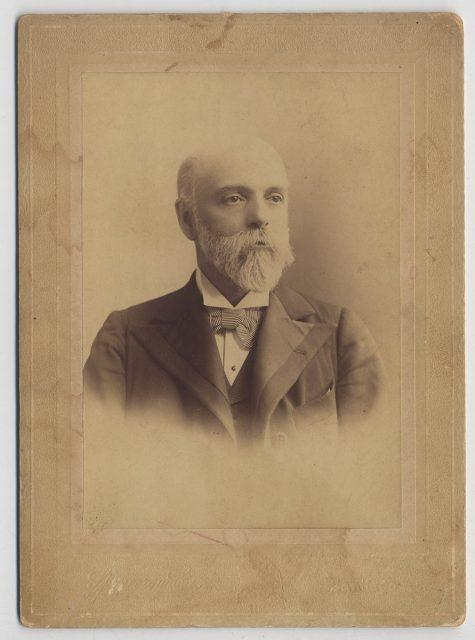 Retrato de Florencio Ocampo