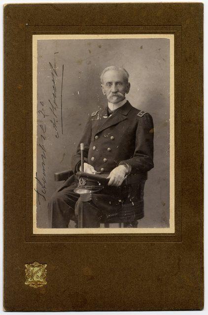 Retrato del general de brigada Adolfo Holley