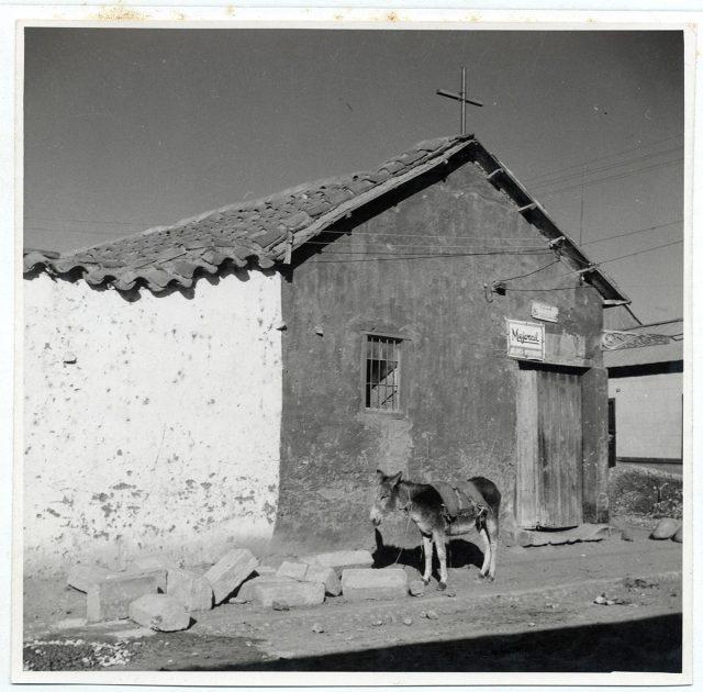 Antigua casa de la cruz