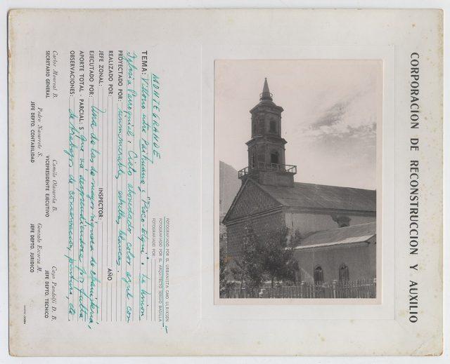 Iglesia parroquial de Montegrande