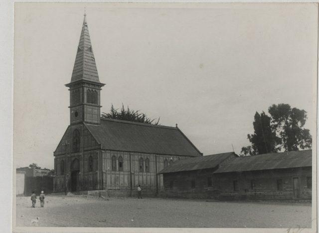 Iglesia de Guayacán