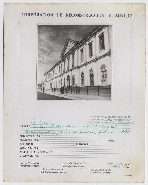 Liceo de hombres de La Serena
