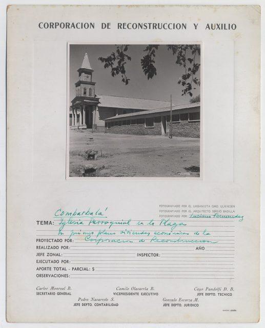 Iglesia parroquial de Combarbalá