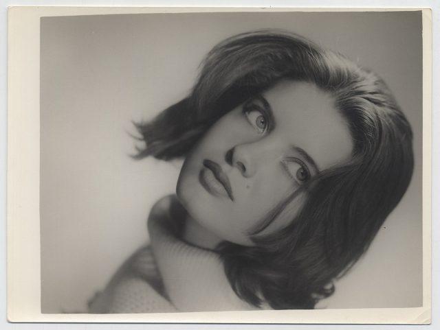 Retrato de joven mujer