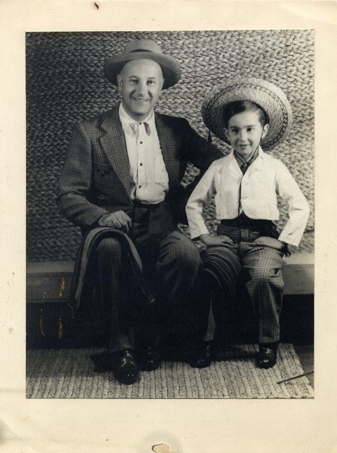 Padre y su hijo