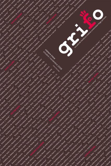 Revista Grifo – N° 13