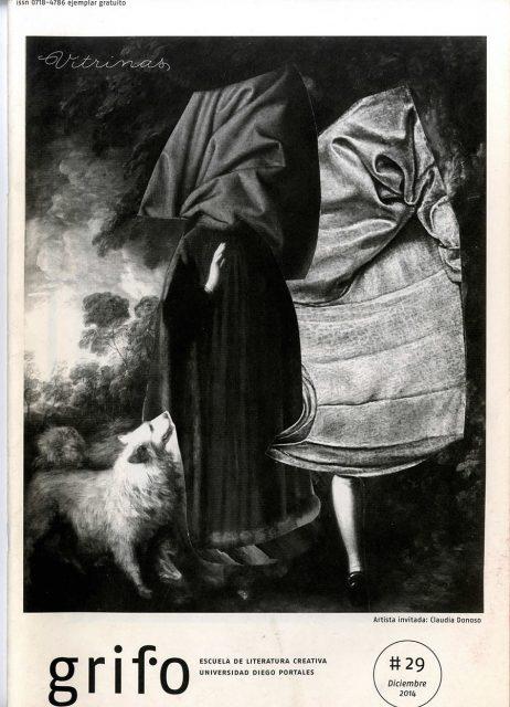 Vitrinas: Revista Grifo – N° 29