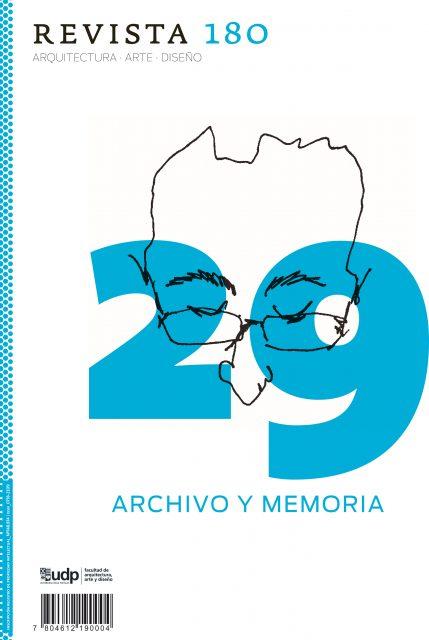 Archivo y Memoria. Revista 180 – N° 29