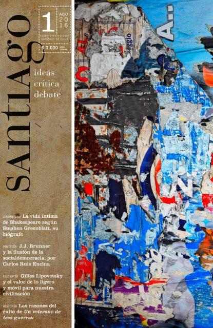 Revista Santiago. Ideas, Crítica y Debate. N° 1
