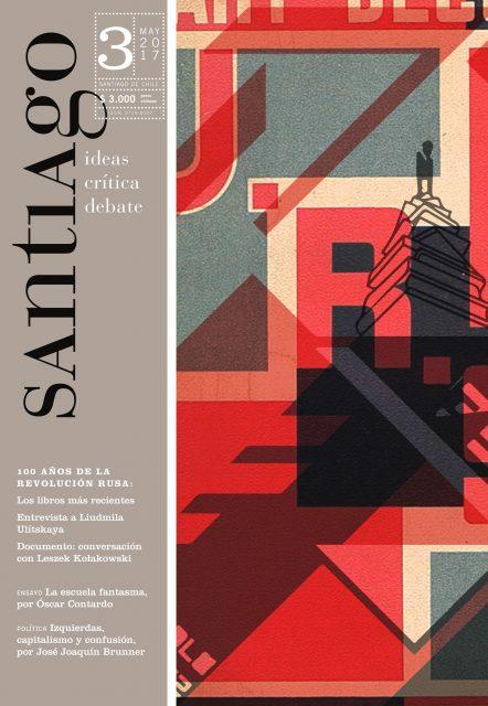 Revista Santiago. Ideas, Crítica y Debate. N°3